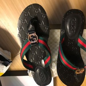 Gucci slippers size 41